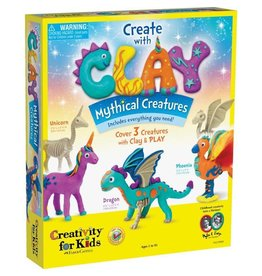 *Create with Clay Mythical Creatures