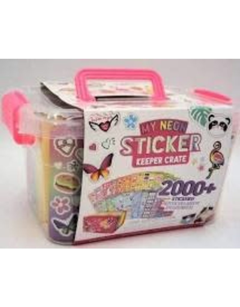 Jam Packed Sticker Crate