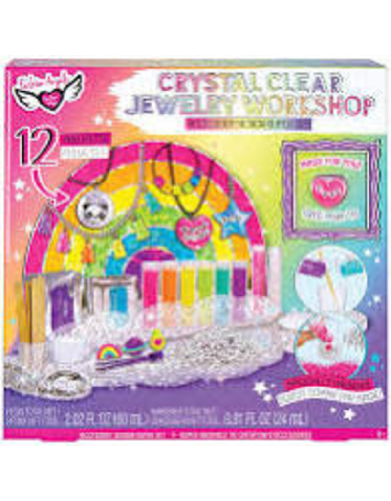 Crystal Clear Jewelry Workshop Super Set