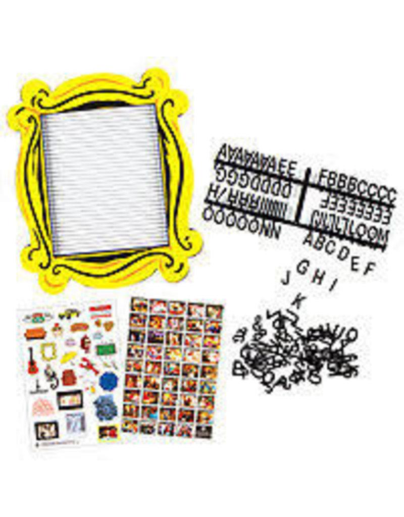 FRIENDS Letter Board Frame Kit