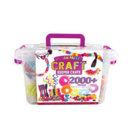 *Jam Packed Craft Crate