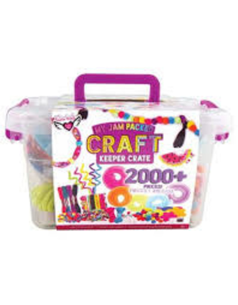 Jam Packed Craft Crate