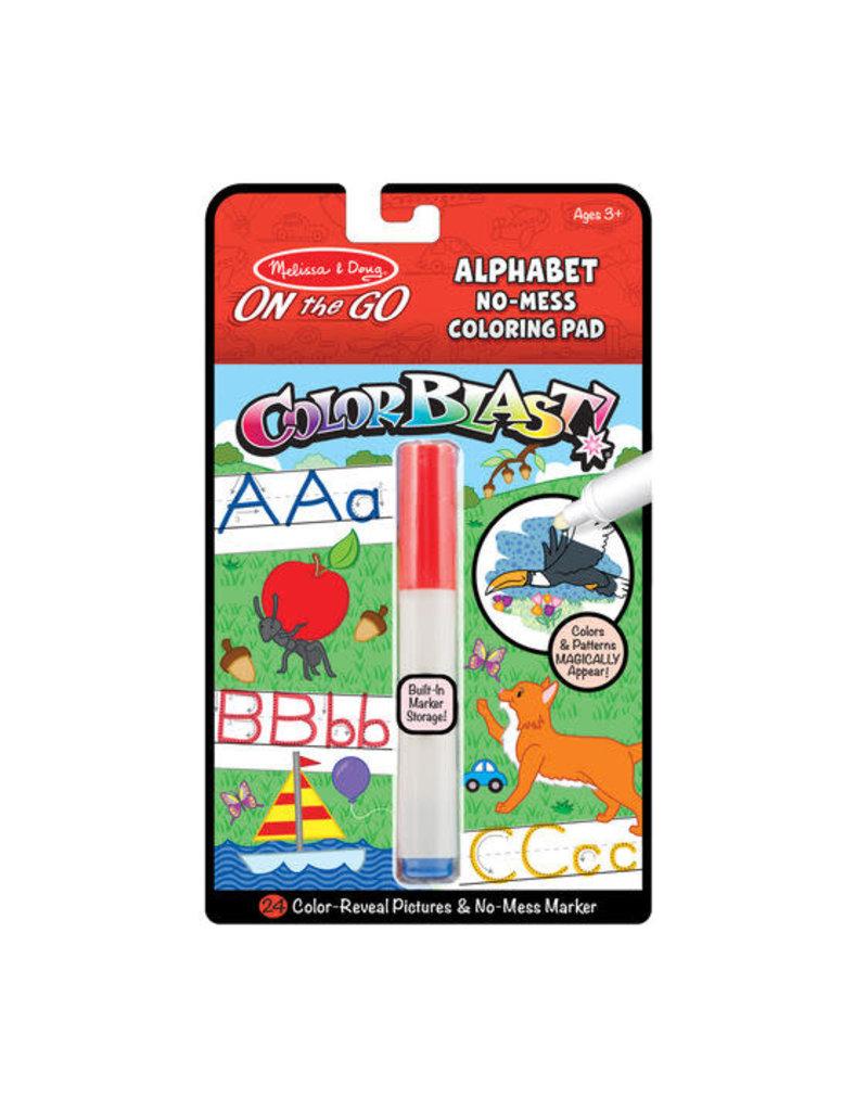 Colorblast! Alphabet
