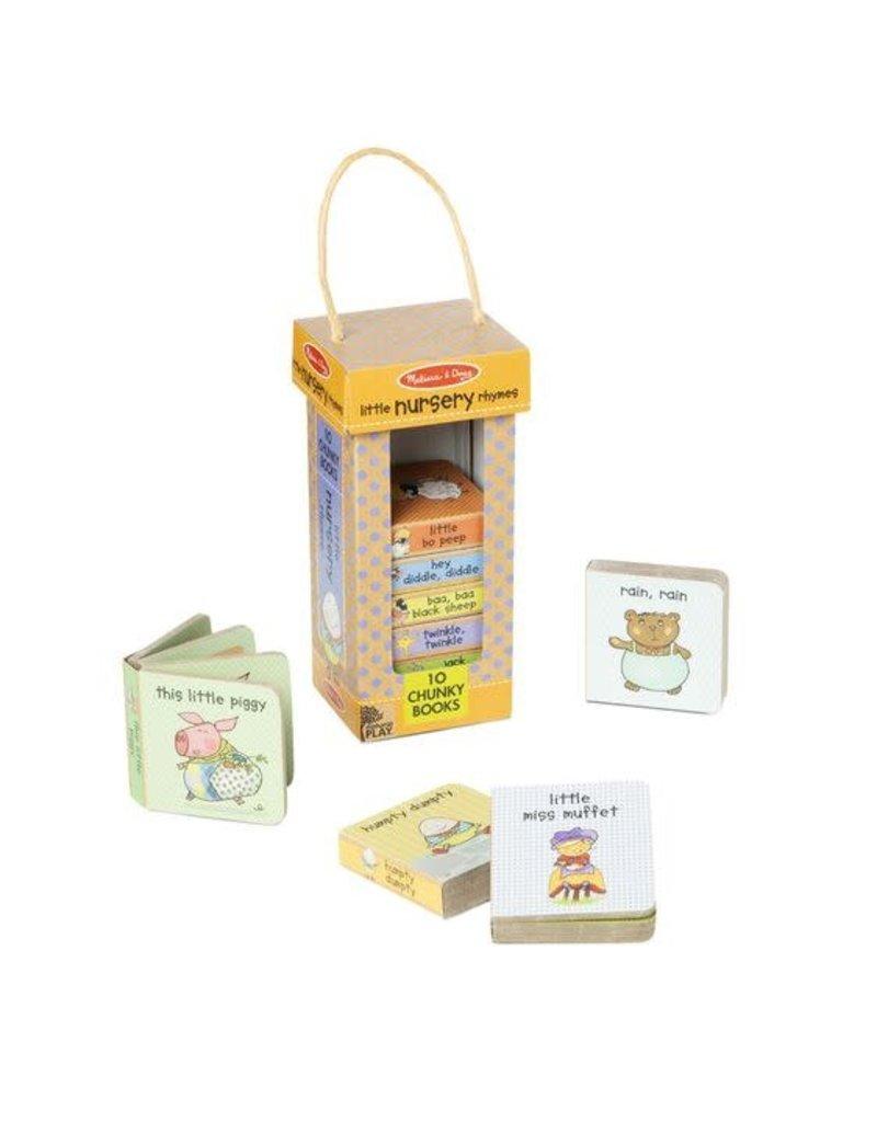 Little Nursery Rhymes Book Set