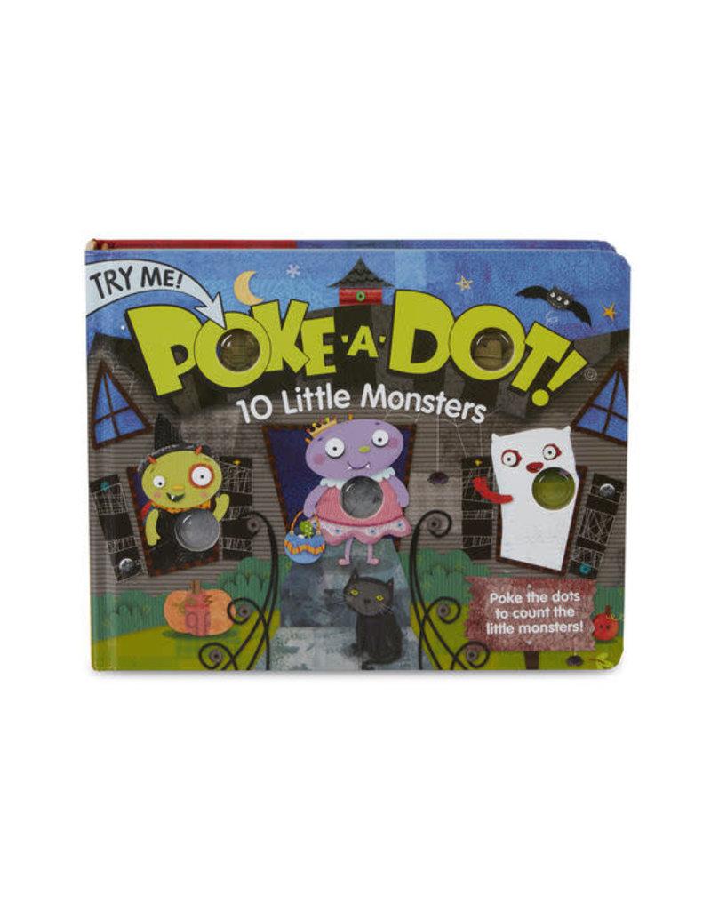 Poke-A-Dot! 10 Little Monsters