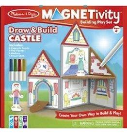 *Magnetivity - Draw & Build Castle