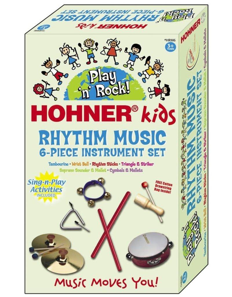 *Marching Band Six Instrument Set