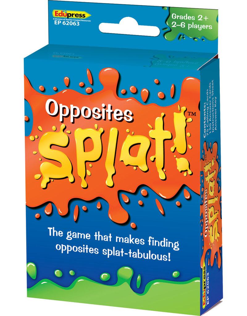 Opposites Splat Game