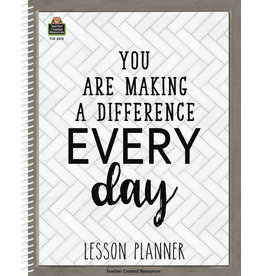Modern Farmhouse Lesson Planner