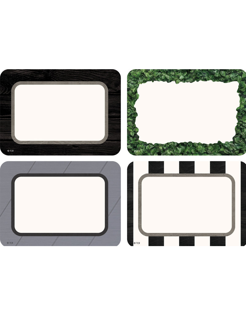 Modern Farmhouse Name Tags/Labels Mulit -Pack
