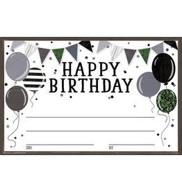 Modern Farmhouse Happy Birthday Awards
