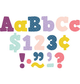 """Oh Happy Day Bold Block 4"""" Letters Combo Pack"""