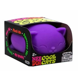 Schylling COOL CATS NEE DOH