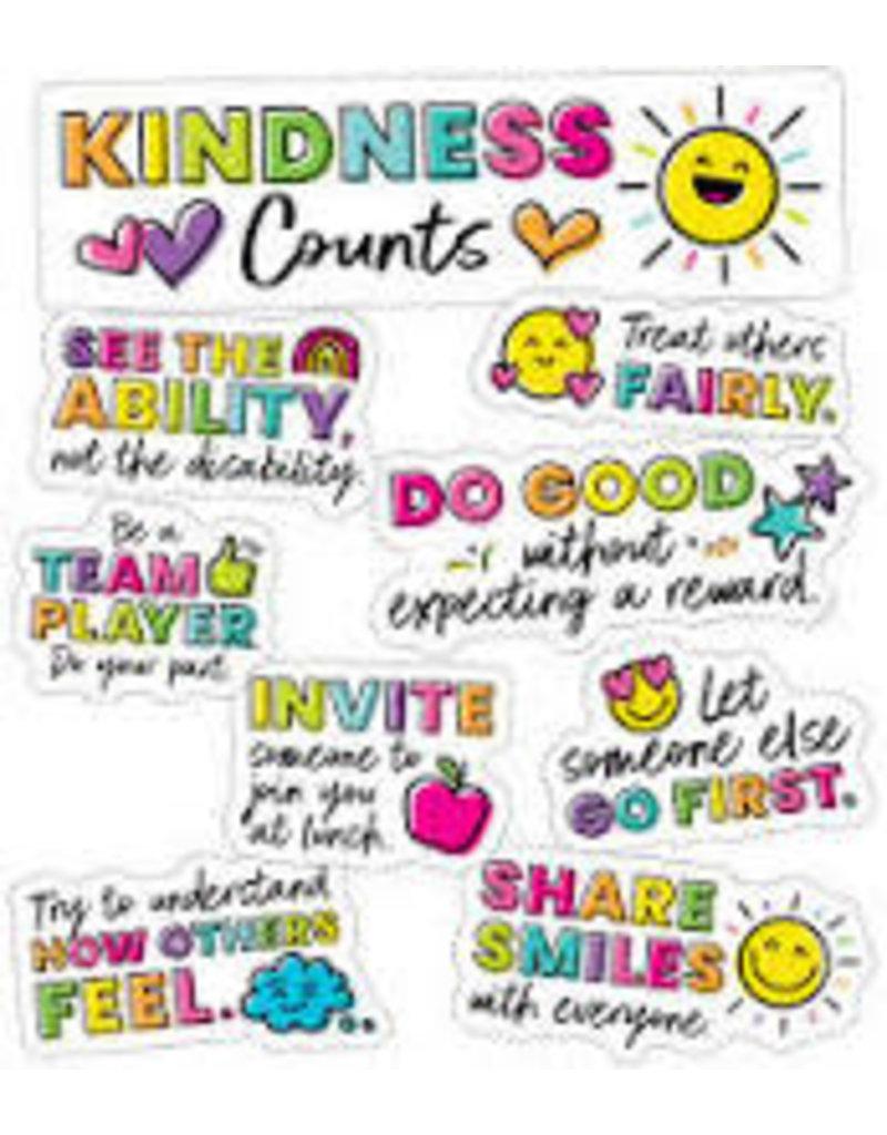 Kind Vibes Motivational Mini Bulletin Board