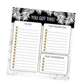 Simply Boho Notepad