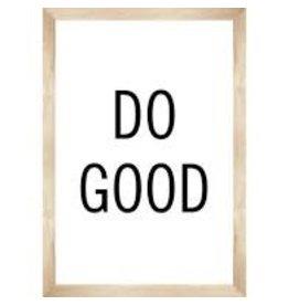Simply Boho Do Good Poster