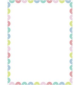 Rainbow Doodles Blank Chart