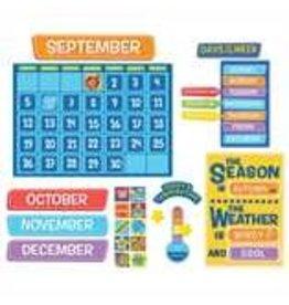 A Teachable Town Calendar Set