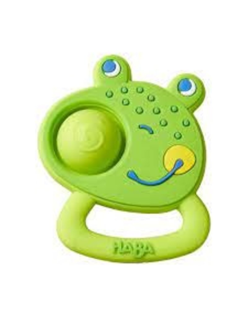 Popping Frog Clutch Toy