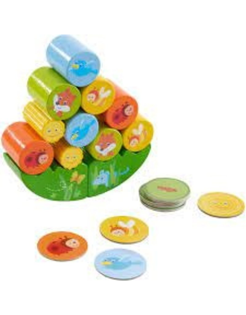 Fox Meadow Stacking Game
