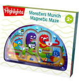 Magnetic Maze: Monsters Munch