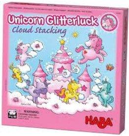 Unicorn Glitterluck Cloud Stacking