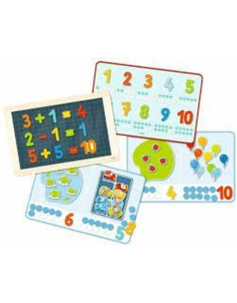 Magnetic Game Box 1, 2, Numbers & You