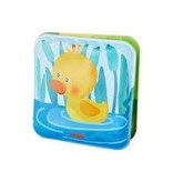 Mini Albert the Duck Bath Book - Squeaker