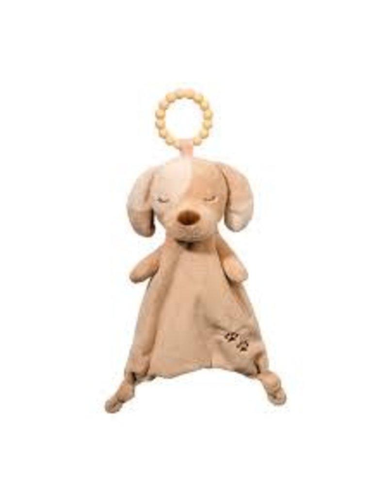 Tan Puppy Teether
