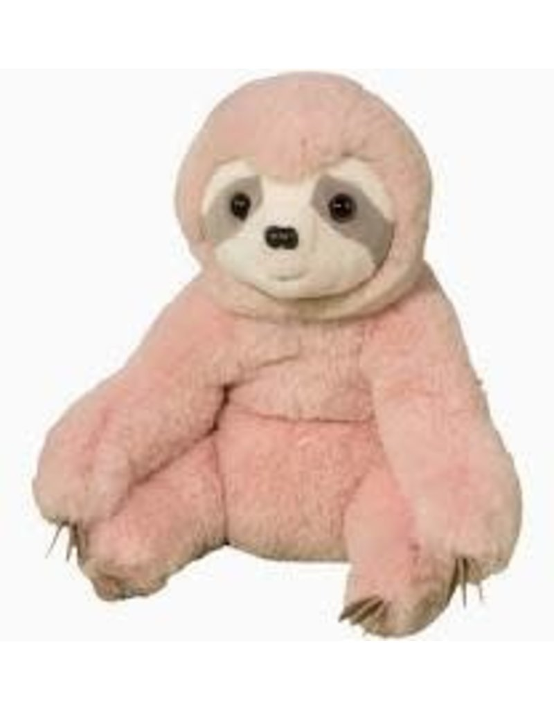 Pink Sloth Softie