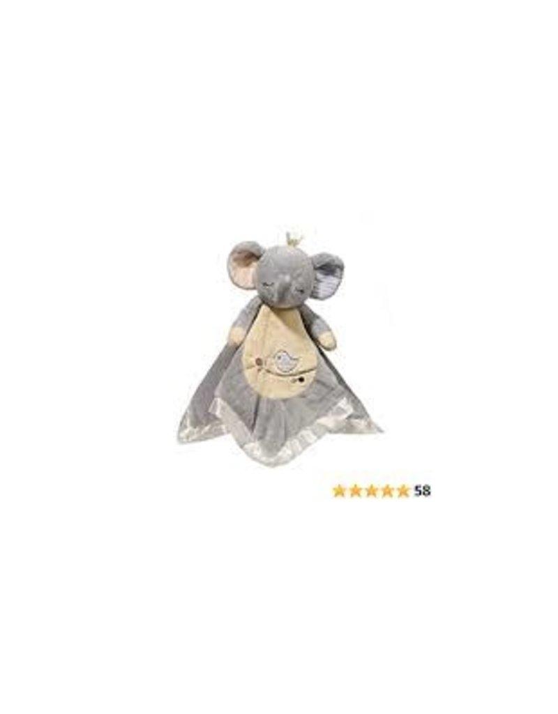 Gray Elephant Blanki Lovey