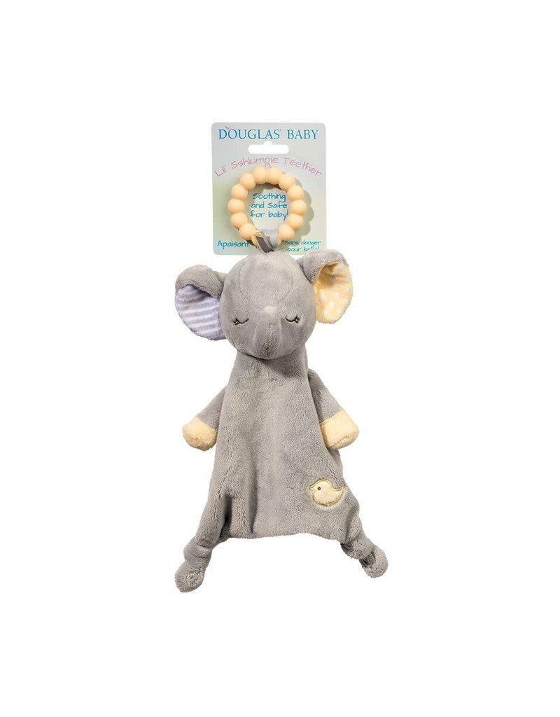 Gray Elephant TEETHER