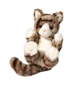 Gray Stripe Kitten Lil' Handful