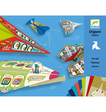 Planes Origami Paper Craft Kit
