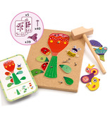 Garden Tap Tap Construction Game