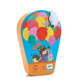 The Hot Air Balloon 16pc Jigsaw Puzzle