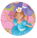 Ballerina with The Flower 36pc Jigsaw Puzzle