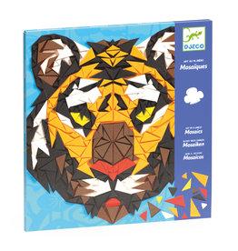 Khan Foam Mosaic Collage Craft Kit