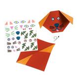 Animals Origami Paper Craft Kit