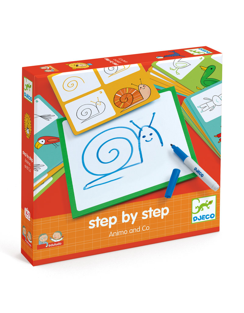 Animo & Co Learn to Draw Step by Step