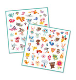 Little Friends Sticker Sheets