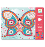 Butteflies Sticker Mosaic Craft Kit