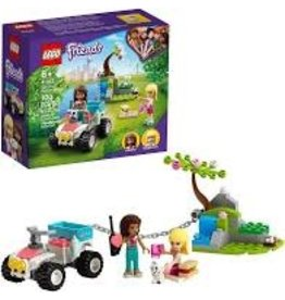 LEGO Vet Clinic Rescue Buggy