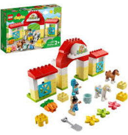 LEGO Horse Stable and Pony Care