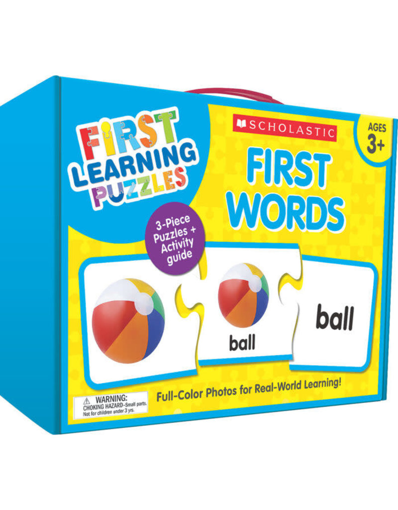 First Learning Puzzles First Words