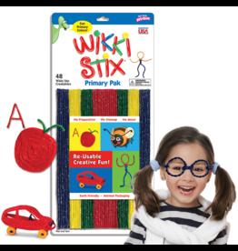Wikki Stix Primary Pak