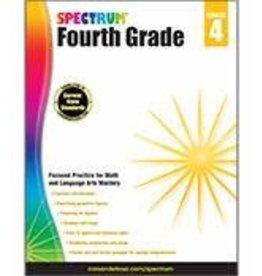 *Spectrum  Grade 4