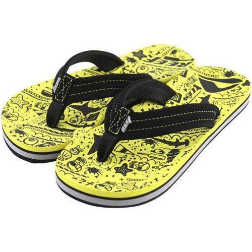 REEF YELLOW MONSTERS SANDALS