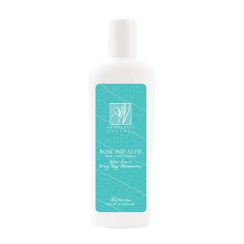 ABSOLUTELY NATURAL ROSE HIP ALOE LOTION