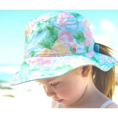 MILLYMOOK FLORIDA PONYTAIL CAP